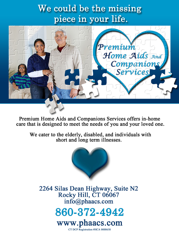 Premium Home Aids Flyer